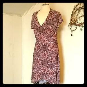 💃Tapestry Print Dress